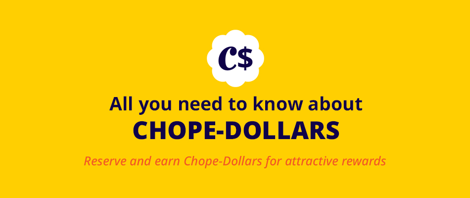About Chope-Dollars