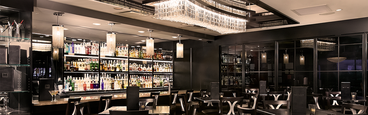 Morton's The Steakhouse, Mandarin Oriental Singapore