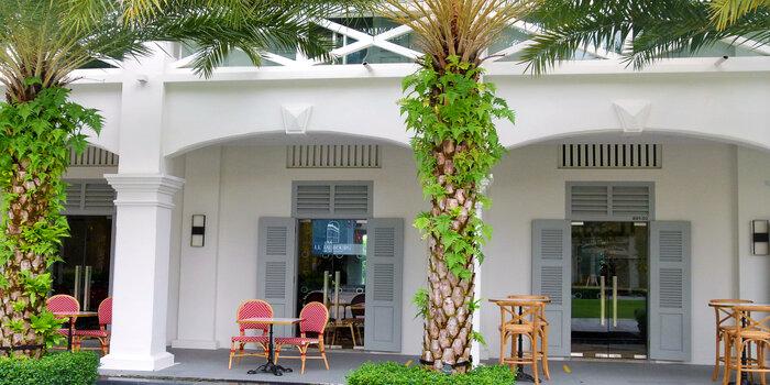 Le Faubourg Café Bar & Restaurant reservation
