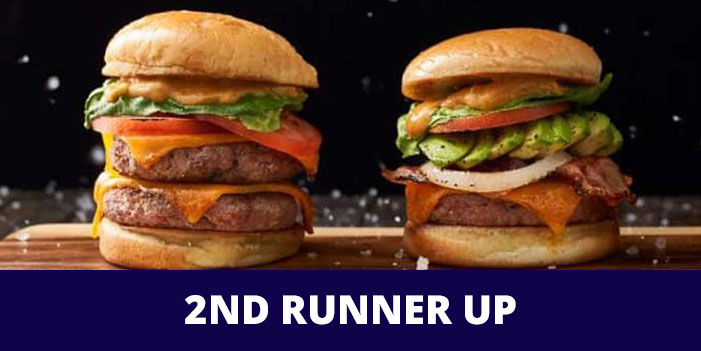 Burger+