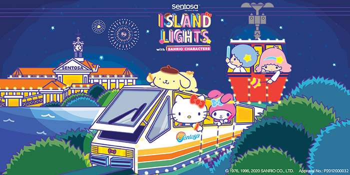 island lights booking