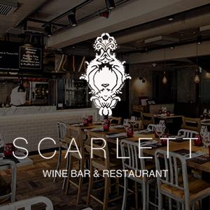 Scarlette Wine Bar & Restaurant