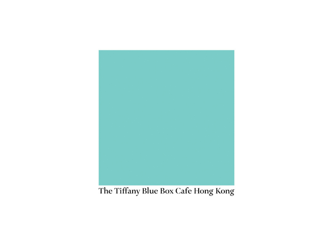 The Tiffany Blue Box Cafe
